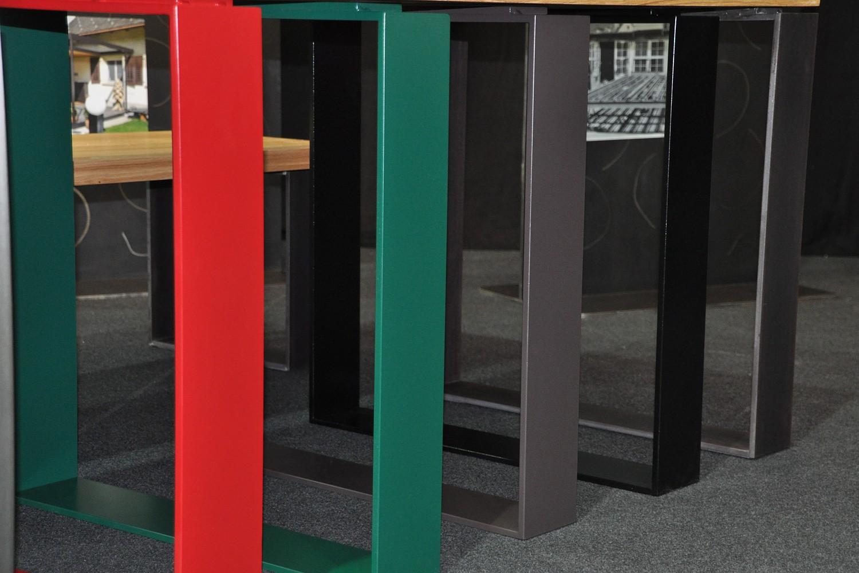 Tische und Bänke (indoor) | Schlosserei und Metalltechnik Gmeiner in ...